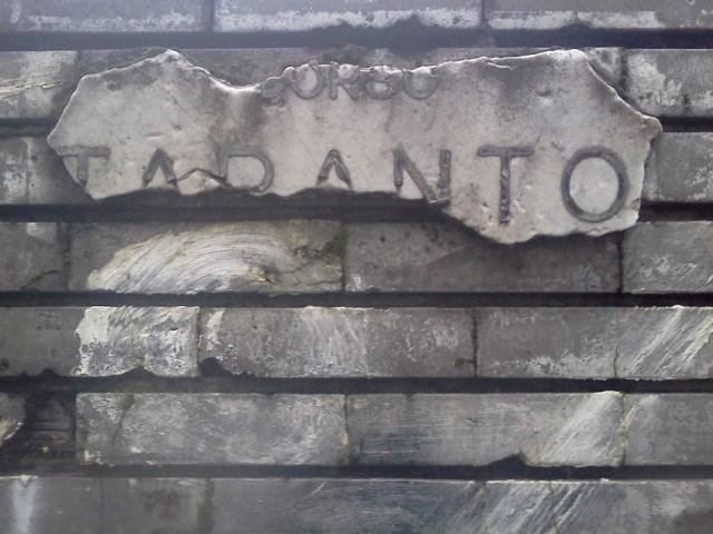 Addio Corso Taranto Torino