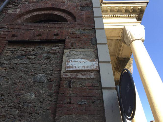 Via Belvedere Via Fratelli Calandra