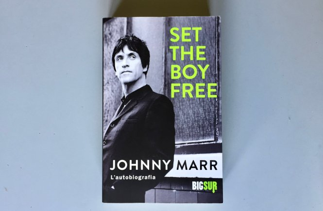 Johnny Marr maratona