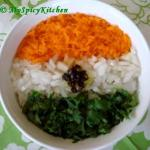 carrot pachadi, carrot salad