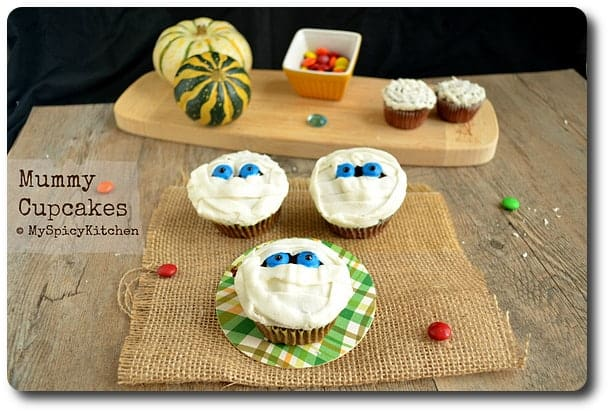 Halloween Cupcakes, Home Bakers Challenge, Cupcakes,