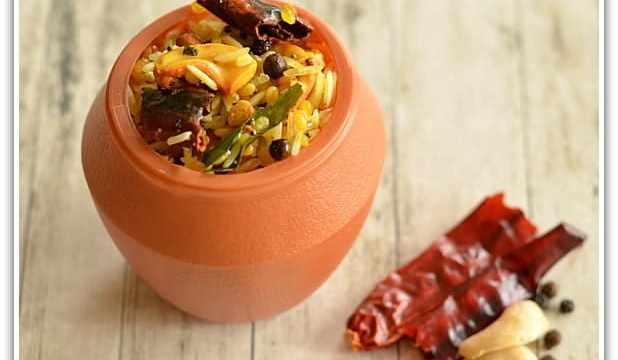 Khichdi Mix, Instant Pongal Mix, Homemade Khichdi Mix, Blogging Marathon