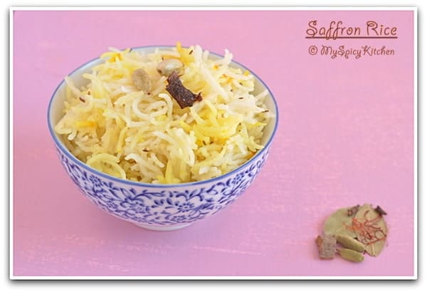 Bagara Rice, Pulao, Pilaf, Flavored Rice,