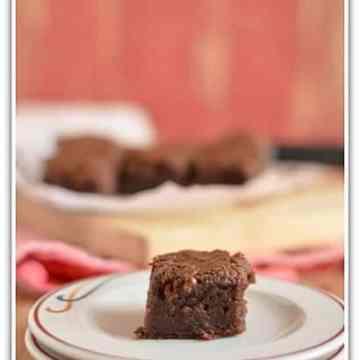 Chocolate Brownie, Bake-a-thon,