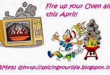 Fire up the oven all April