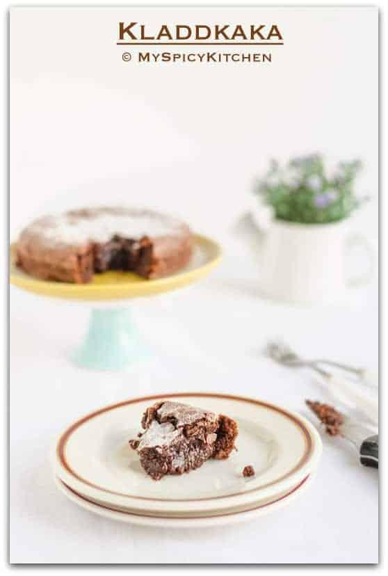 Swedish Cake, Sticky Chocolate Cake, Mud Cake, Chocolate Cake, Swedish Food, Bake-a-thon, Bakeathon 2015,