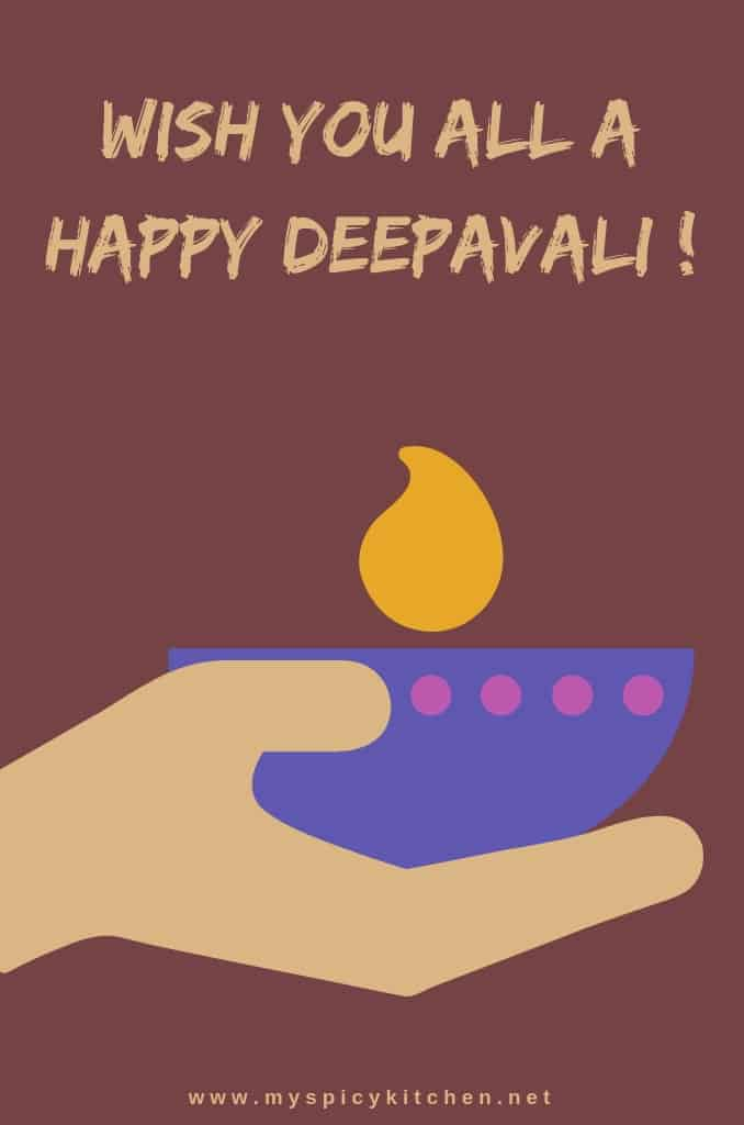 Happy Diwali, Happy Deepavali
