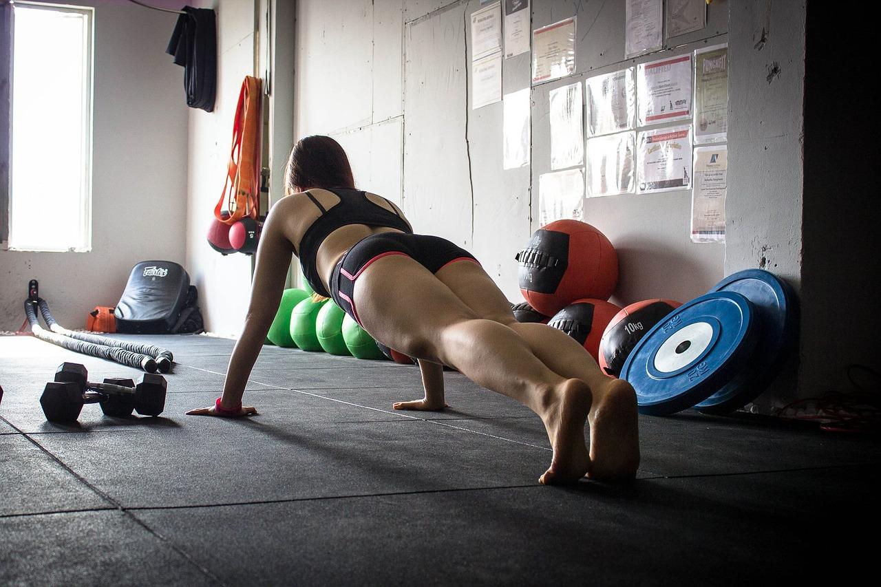 Plank – die zweitbeste Rückenübung!