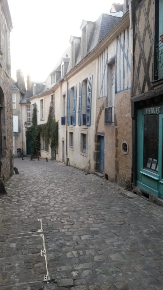 Old town le mans france