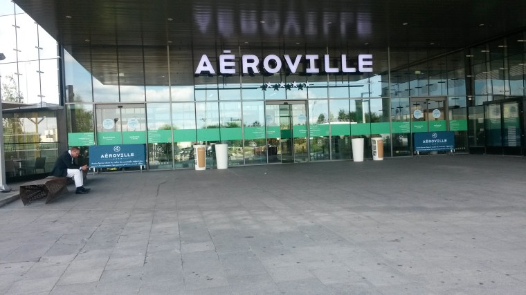 Aeroville Roissy France