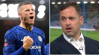 Photo of Barkley Essential To Chelsea Winning The EPL Title – Ex Player Rates Him 'BEST IN ENGLAND'