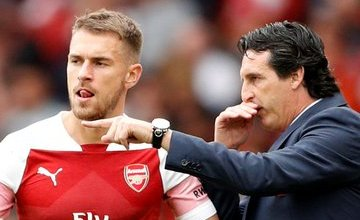 "Photo of ""Ramsey Left To Win Trophies"" – Unai Emery Aims Dig At Arsenal"
