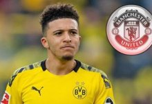 Photo of Jadon Sancho Won't 'THINK TWICE' About Signing For Man United (See Reason Why)