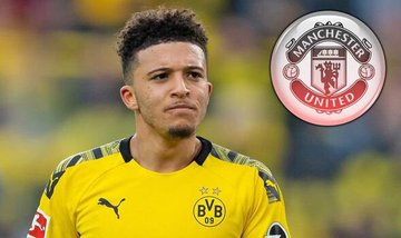 Photo of Manchester United Already In Talks With Jadon Sancho Agent For £100m Transfer (Details)