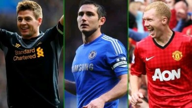 Photo of Steven Gerrard Is A More 'COMPLETE' Player Than Scholes And Lampard – Ex Players Reacts