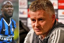 Photo of REVEALED! Why Manchester United Sold Romelu Lukaku, Solksjaer ANGRY (Details)