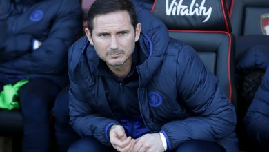Photo of Chelsea Coach Frank Lampard Sends Message To Players, Fans Amid CoronaVirus Crisis