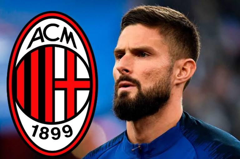 Olivier Giroud State Demands For AC Milan Move (DETAILS) - MySportDab