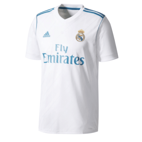 cd15e3803 Real Madrid Away 17-18 Jersey front