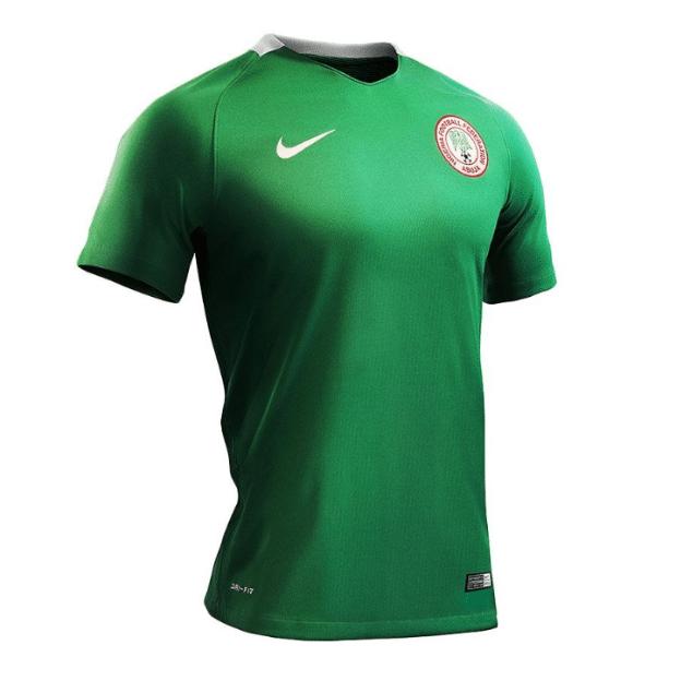 finest selection 0489a dd9e0 Nigeria Stadium 17/18 Home Jersey