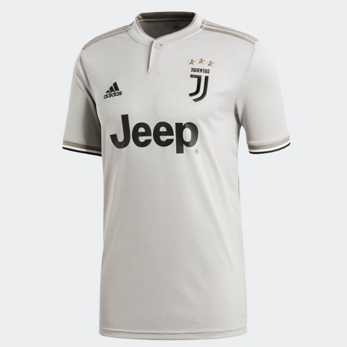 newest c76a9 cd01f Juventus FC 2018/19 Away Jersey - CR7