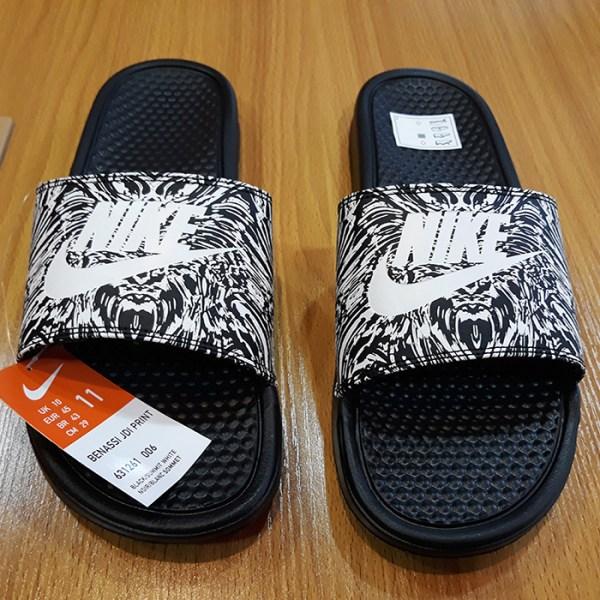 Nike Benassi JDI Print Slide canvas