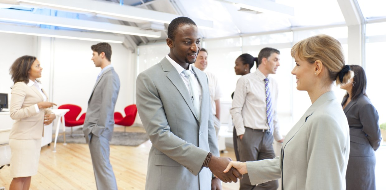 short term business loan, networking helps