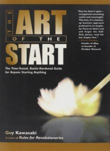 best business books to read before starting a business, the art of the start