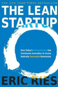 best business books to read before starting a business, the lean startup