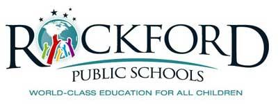 Rockford Public School District RPS 205 logo approved Dec 2015