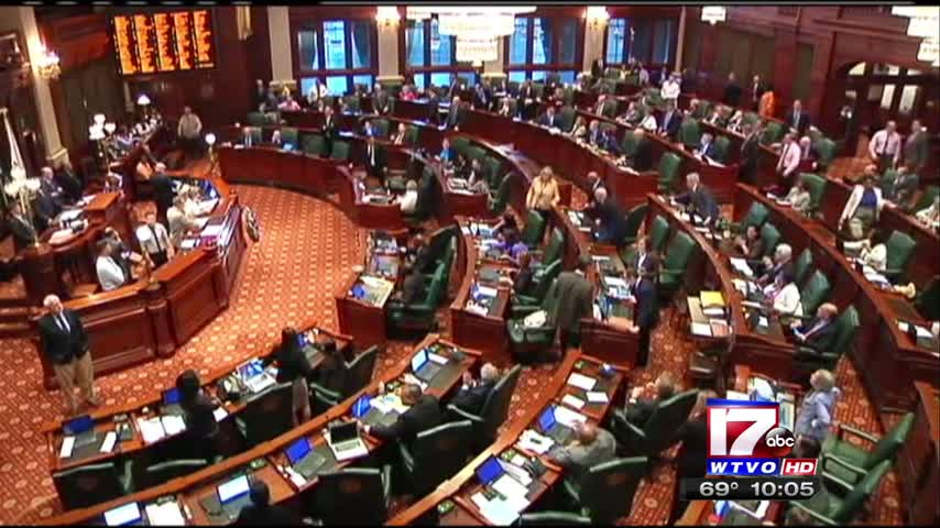 Illinois House Passes Budget Plan_09068378-159532