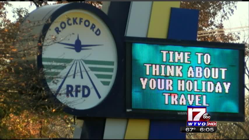 Rockford Airport Evacuatied