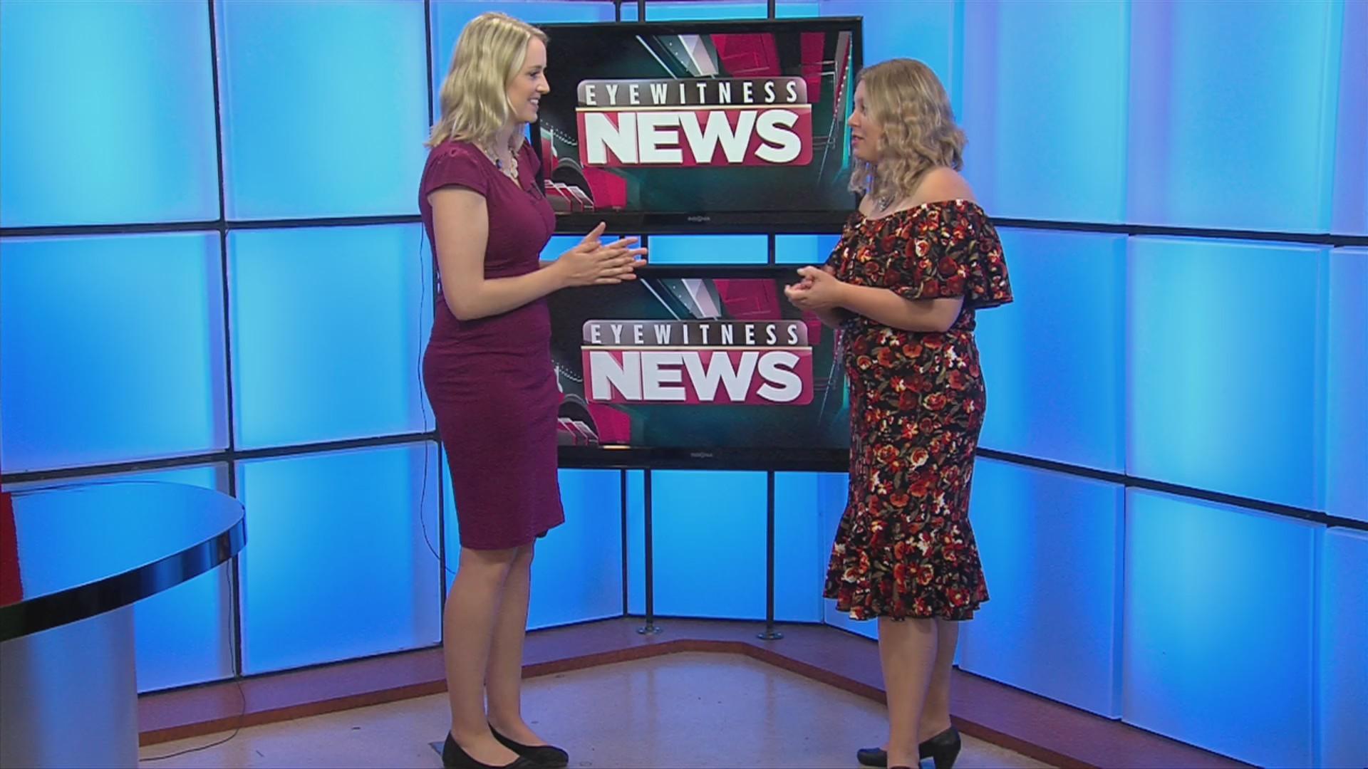 Dancing with Eyewitness News: Emily Waldron