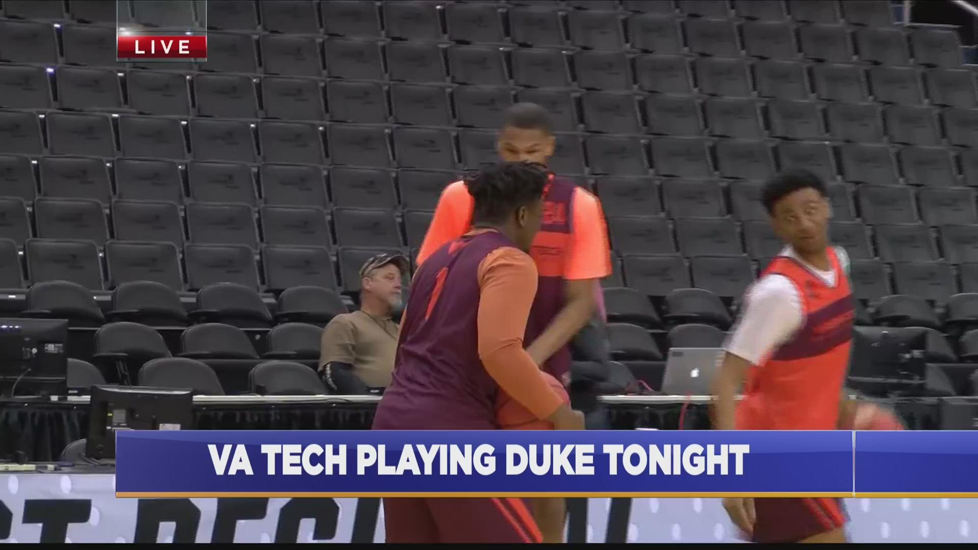 AM Preview: Virginia Tech vs. Duke