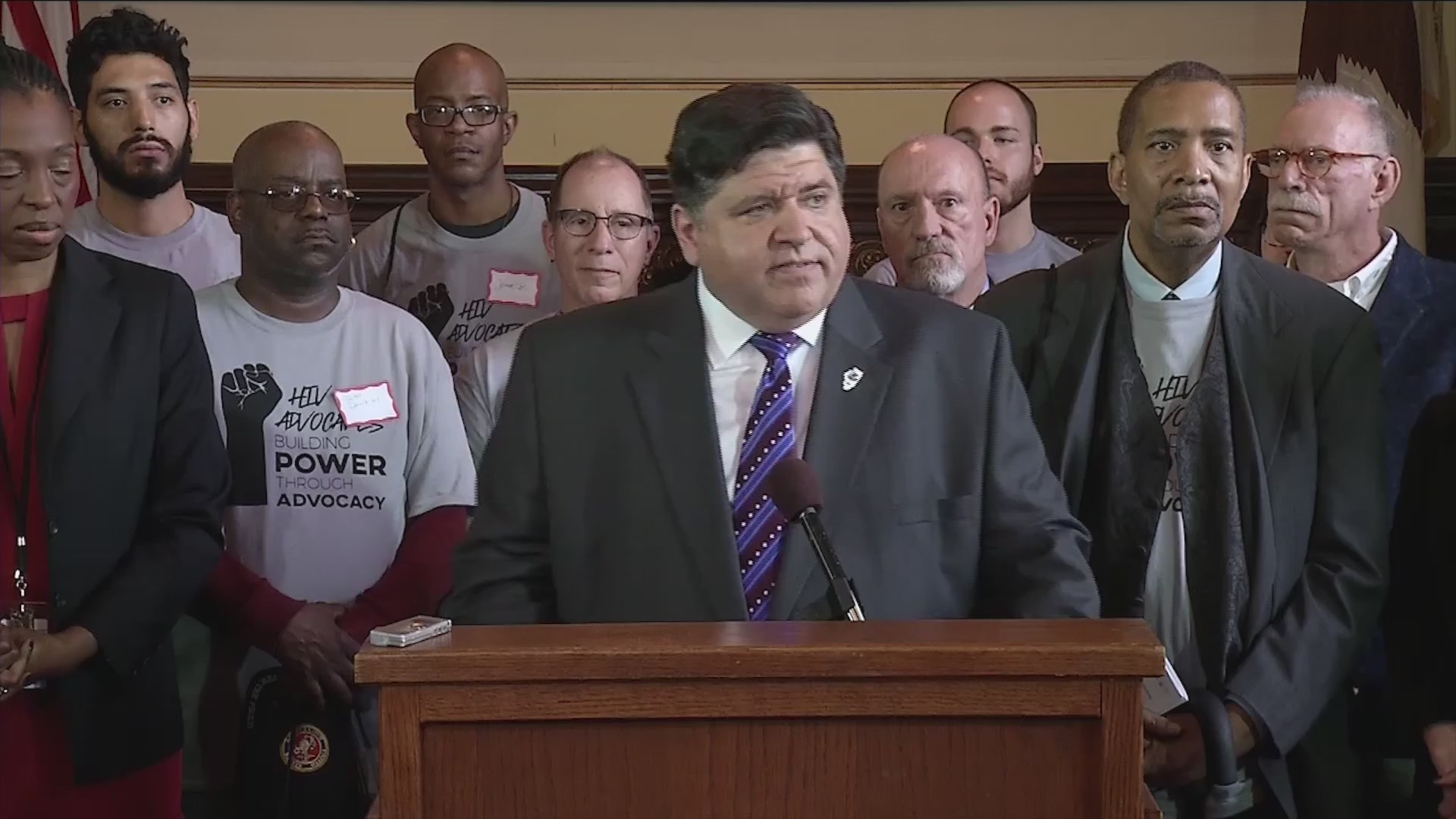 Pritzker wants Illinois HIV infections brought to 'functional zero' by 2030
