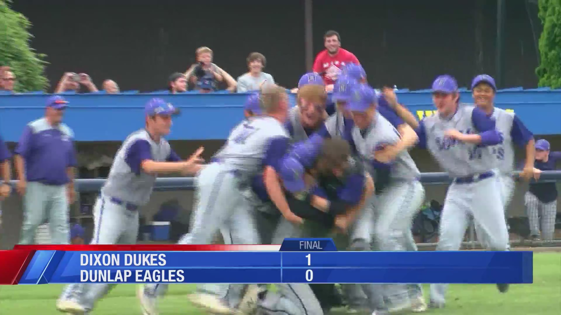 Dixon clinches trip to State with a thrilling 1-0 Super-Sectional win over Dunlap