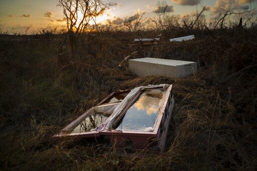 After Dorian, Bahamas tackles massive clean-up – MyStateline com