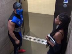 Φάρσα με θέμα το Mortal Combat σε ασανσέρ