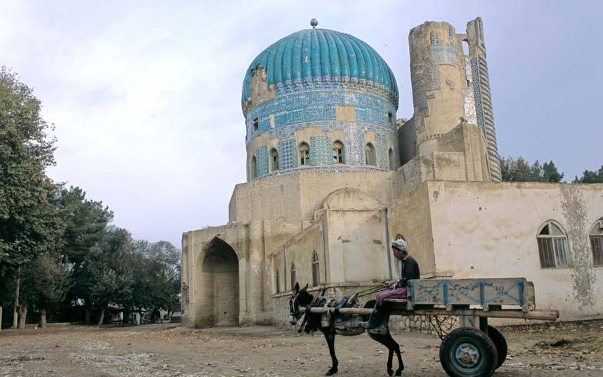 Balkh, Αφγανιστάν