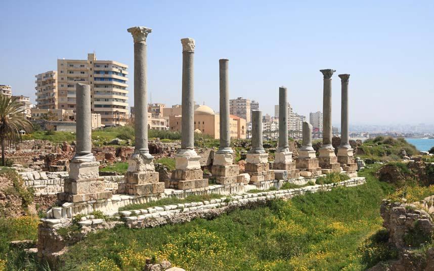 Tyre, Λίβανος