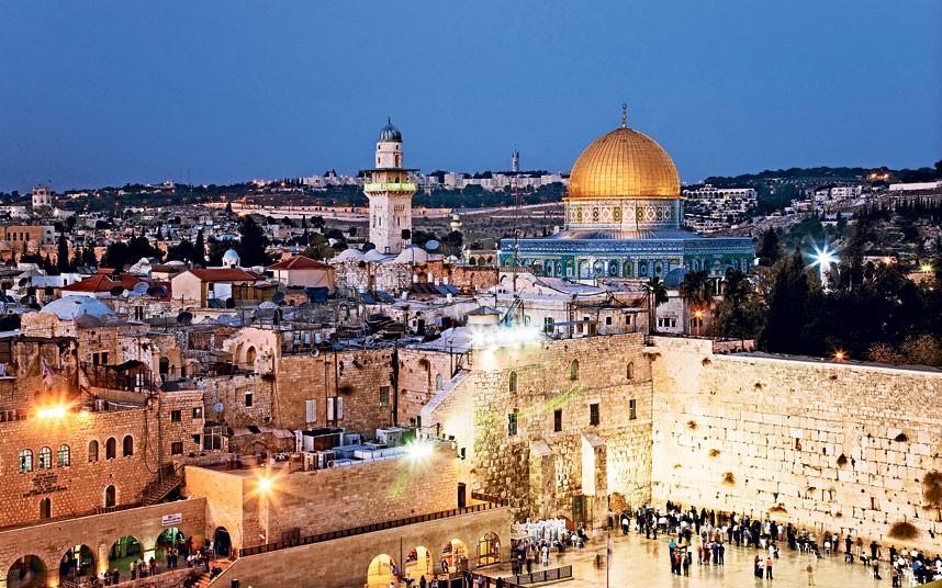 Ιερουσαλήμ, Μέση Ανατολή