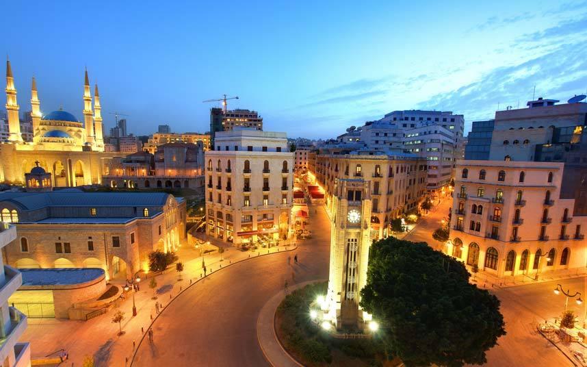 Βηρυτός, Λίβανος
