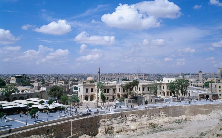 Αλέπο, Συρία