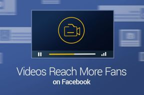 Native Facebook Videos Get More Reach Than Any Other Type of Post