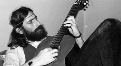 Νικόλας Άσιμος κιθάρα
