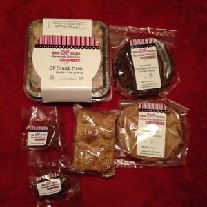 Alli's Gluten Free Goodies