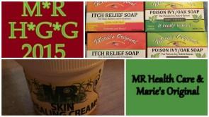Marie's Original HGG 2015