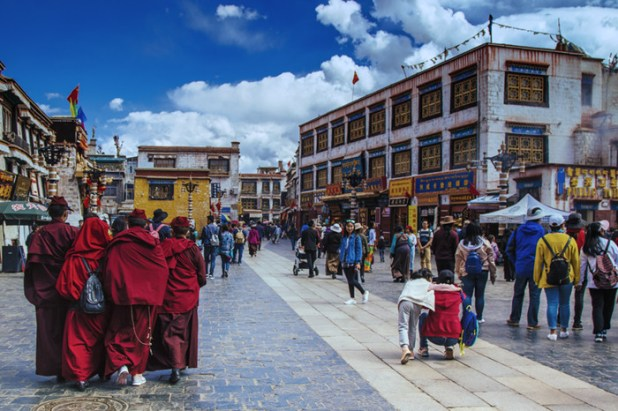 Lhasa'da gezilecek yerler