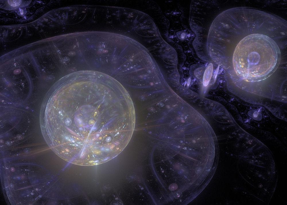 Multiverso. Nuestro universo sería solo uno de muchos.