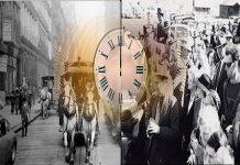 viajeros del tiempo